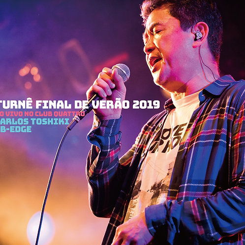 2019年クアトロ Live CD  TURNÊ FINAL DE VERÃO 2019