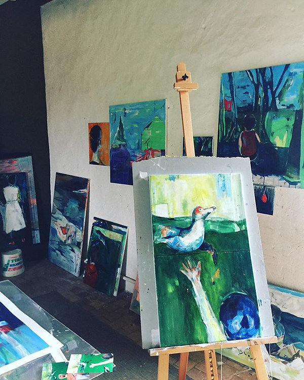 #atelier #studio #workinstudio #contempo