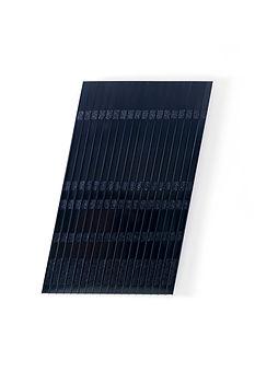 ÖMER PEKİN, Untitled 20, 2020, Lacquered and Welded Aluminium, 115x 72x 9cm, Unique.jpg