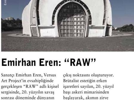 EMİRHAN EREN    RAW