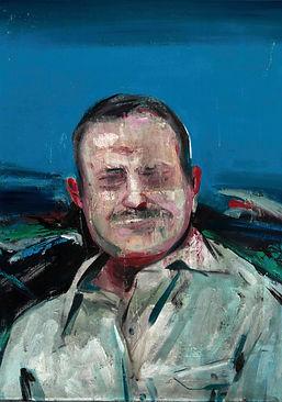 SABO, Islands In The Stream, Hemingway, 2016, Oil on canvas, 70 x 50 cm