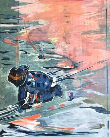 #contemporarypainter #painting #contempo