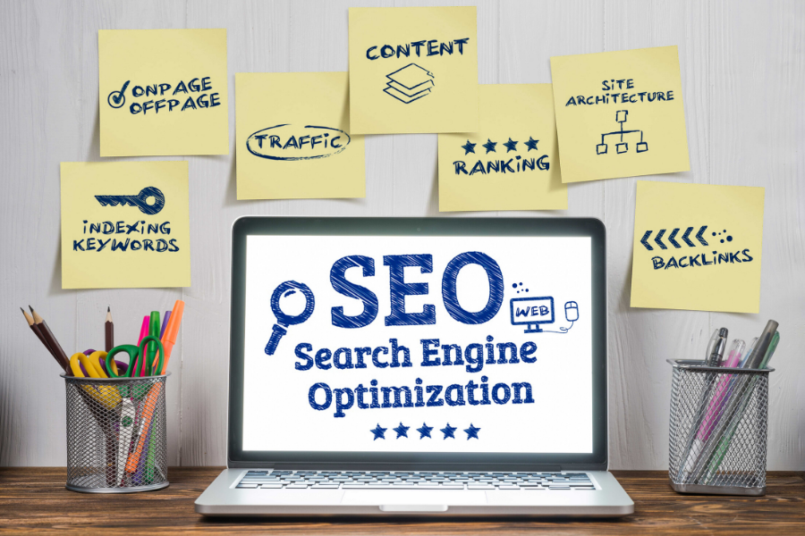What SEO includes