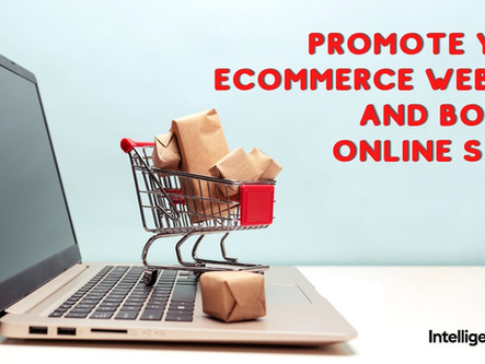 8 Tips to Promote Your Ecommerce Website and Boost Online Sales