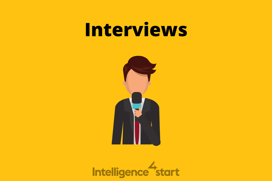 interviews, postcards  in backlink building