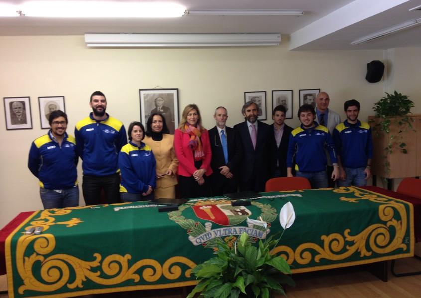 Acuerdo Fundación Madrid Olímpico