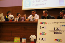 Jornada de Psicología y Fútbol