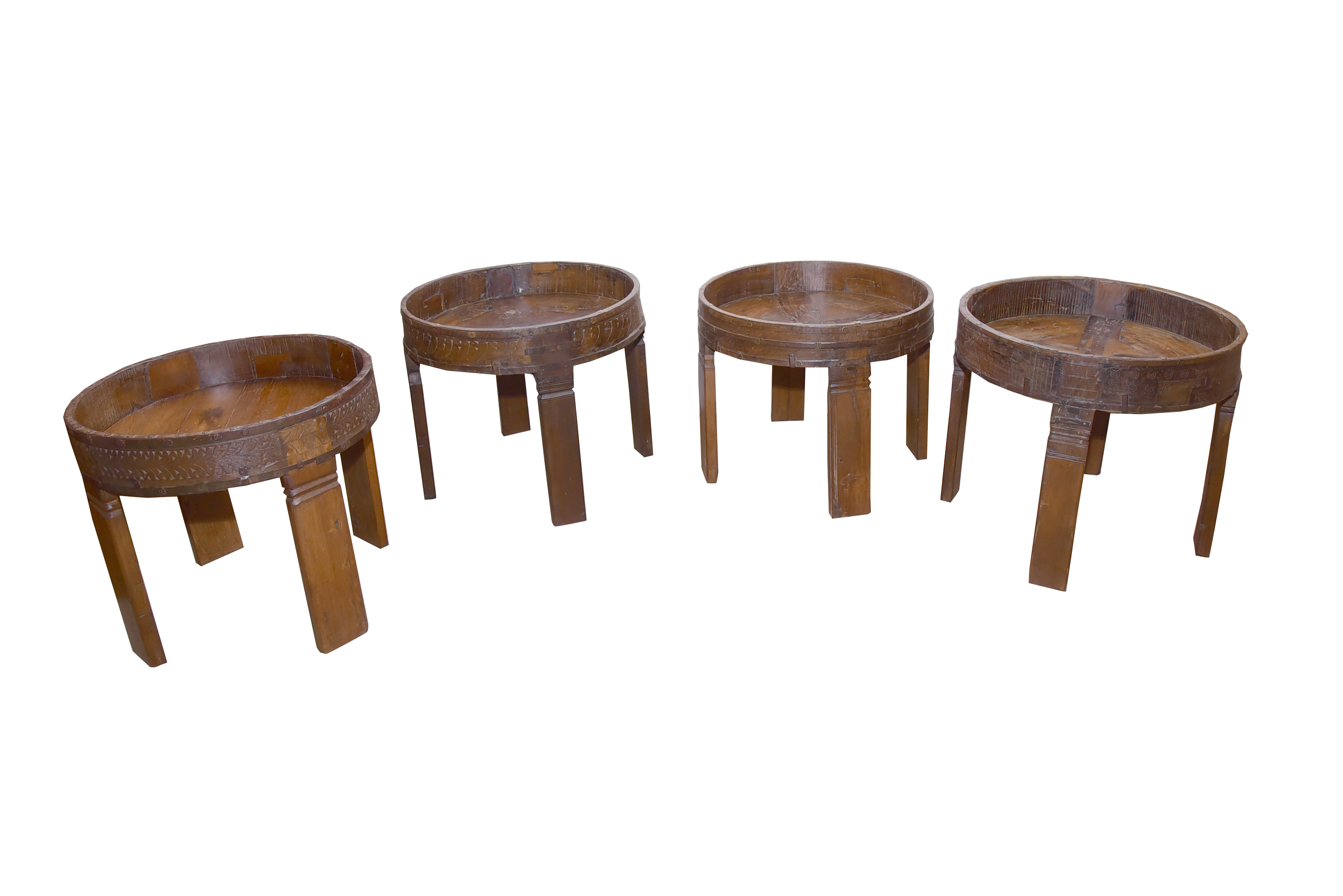 ANJO1999 4tables - 70 x 70 x 58cm
