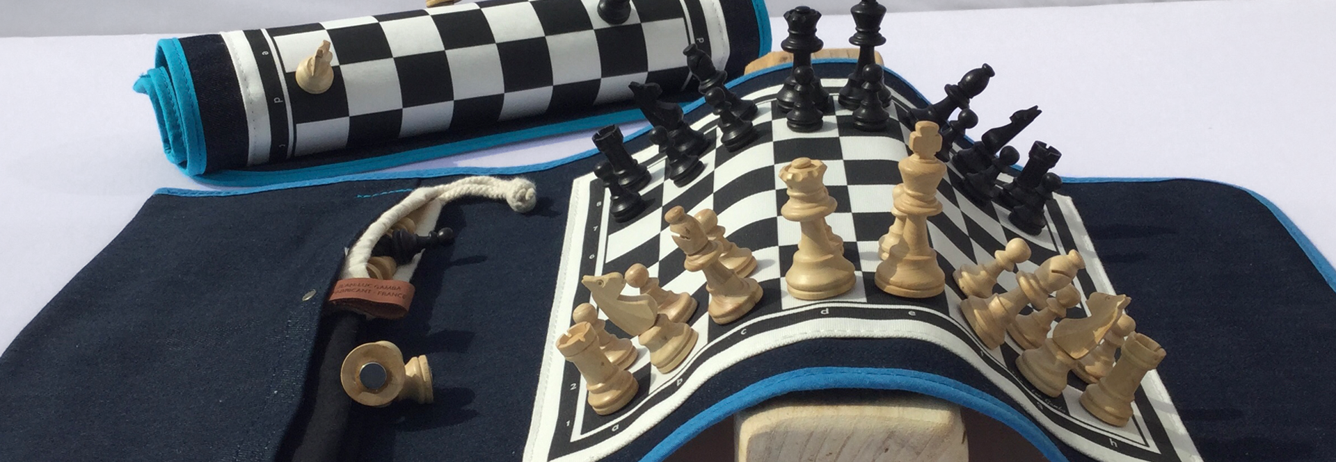 chess board - promo Chess France