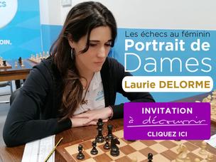 Portrait de Dames: Laurie Delorme