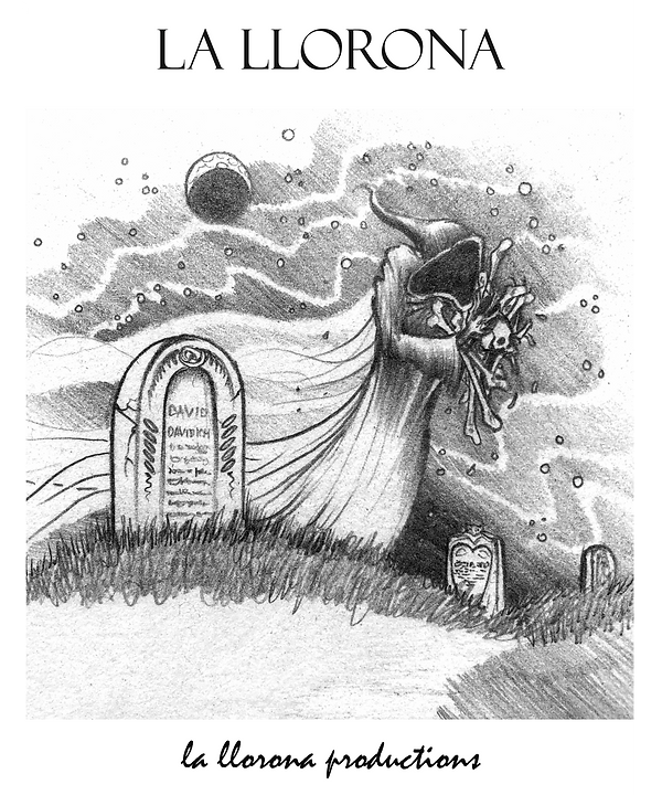La Llorona Cemetery Image png to amazon