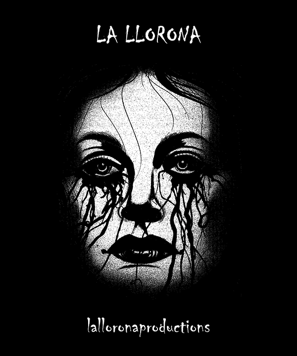 La Llorona Cover  No Border PNG _ amazon