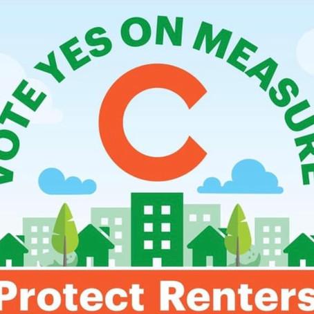 Measure C Protects Sacramento's Renters