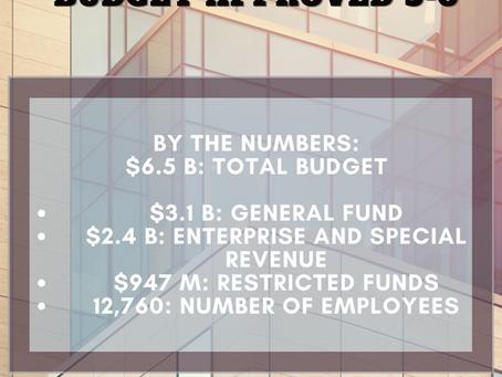 Your comprehensive Recap of how the County is Spending $6.5 Billion
