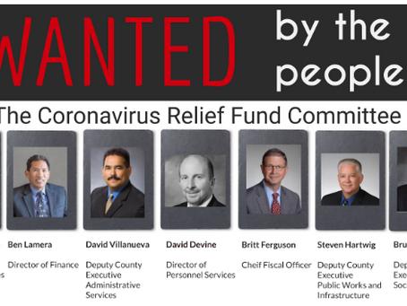 Wanted: The Coronavirus Relief Fund Committee