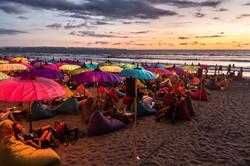 la plancha beach Bali