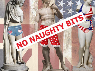 No Naughty Bits - Now Running in September 2021 (Wed 22nd - Sat 25th)