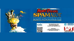 SPAMALOT - THE MUSICAL