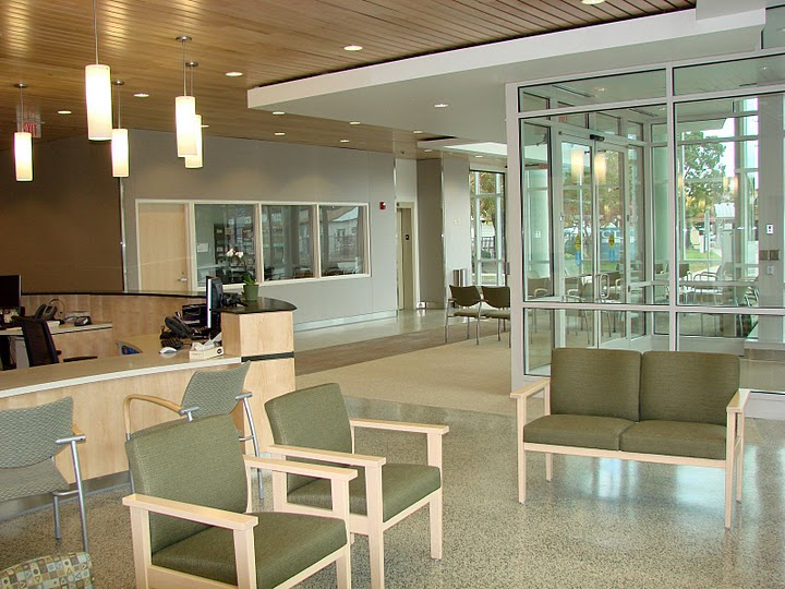 Lobby - Front Entrance