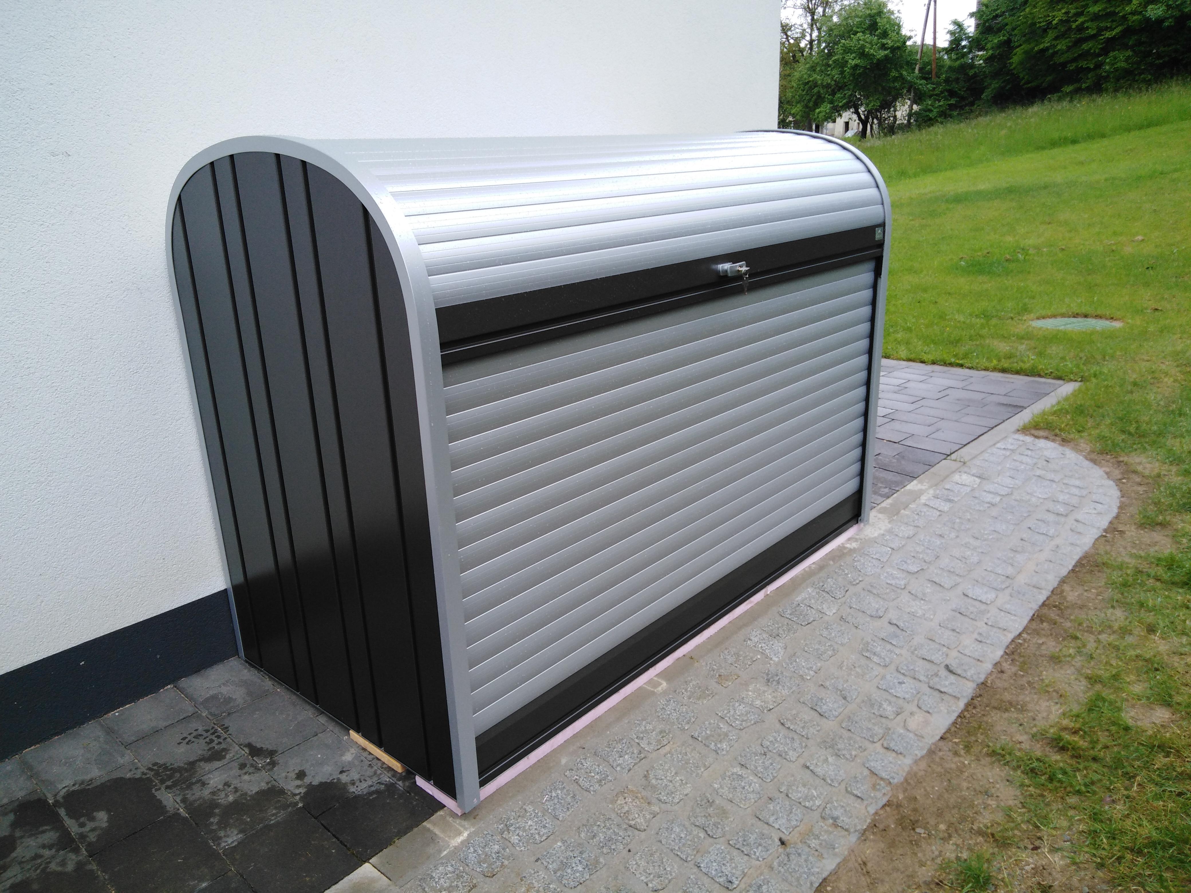 Storemax Mülltonnenbox