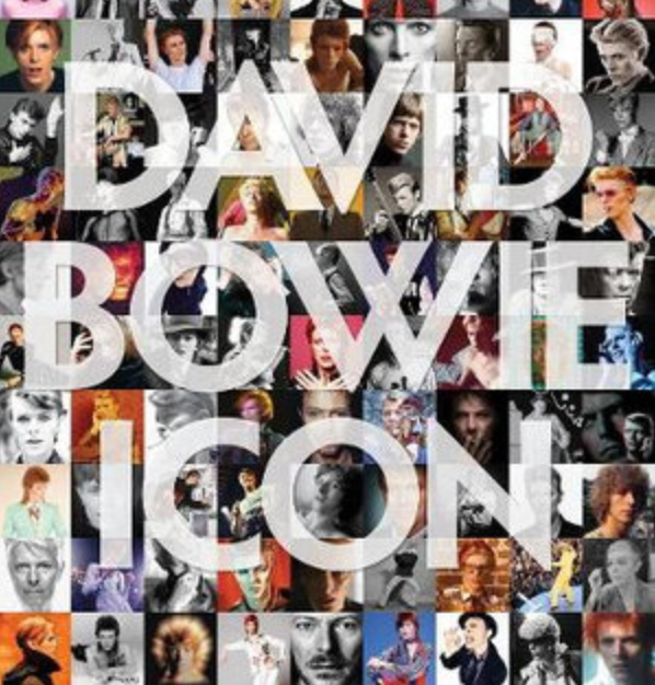 Book - David Bowie Icon