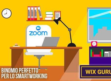 Zoom e Wix crea il tuo ufficio virtuale per appuntamenti perfetti