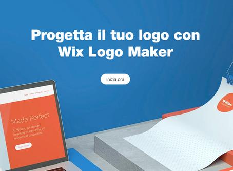 Wix Logo - Realizza il tuo logo professionale con la piattaforma di creazione loghi di Wix.