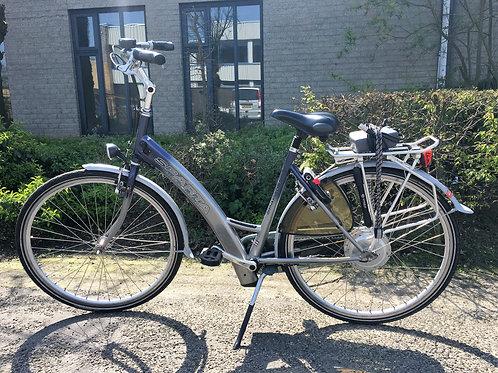 Electrische dames fiets