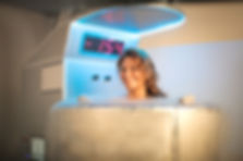 Woman having a cryotherapy session.jpg