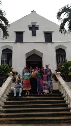 Benque Church