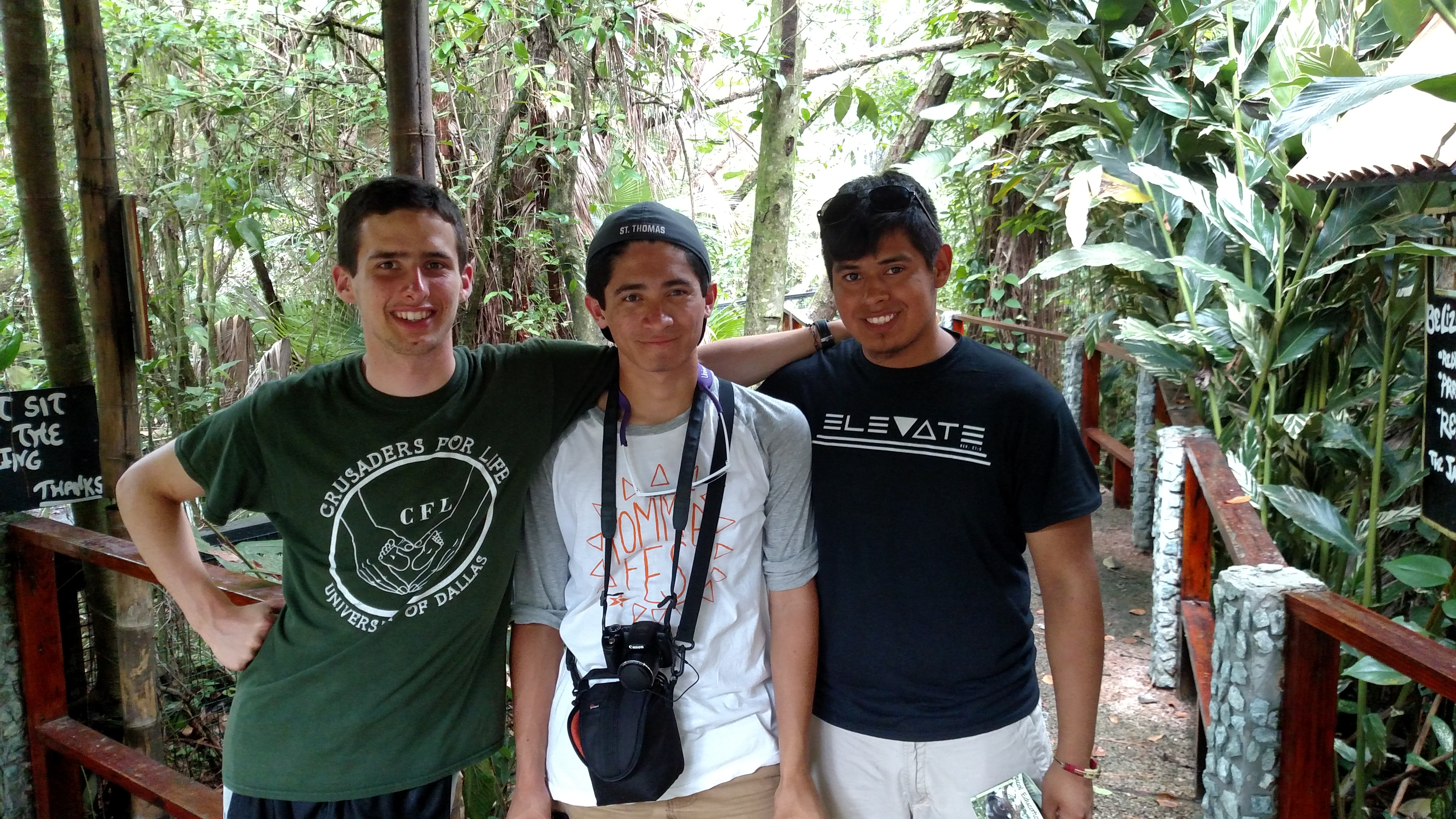 Visit to the Belize Zoo