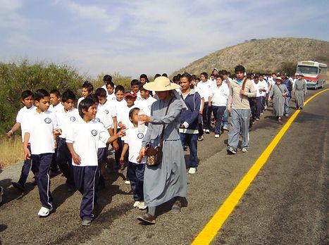 Sr Scholastic walk.JPG