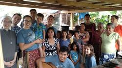 Our Belizean Family