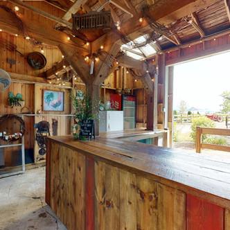 Chicken Coop Bar