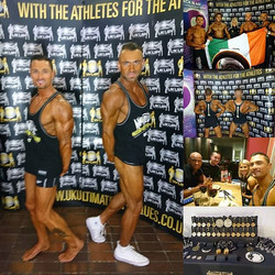 Great weekend representing Ireland 🇮🇪 at the British Finals Ultimate Physiques