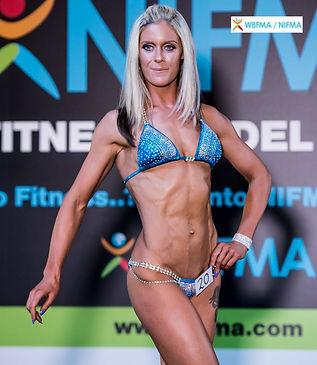 Audrey Kenny, Winner of WBFMA Miss Bikini 2017