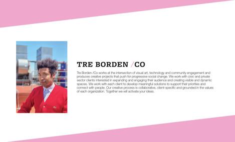 Meet Tre Borden