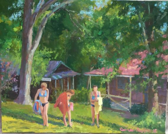 Camp Mont Shenandoah