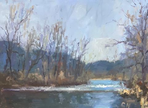 River Series No. 10