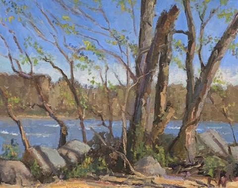 River Series No. 6