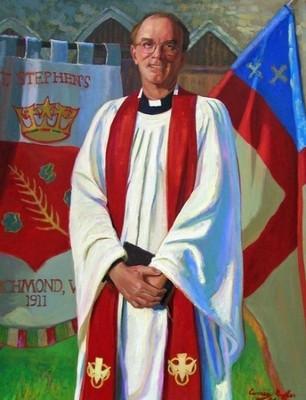Reverend Thom Blair, Rector St Stephens Church