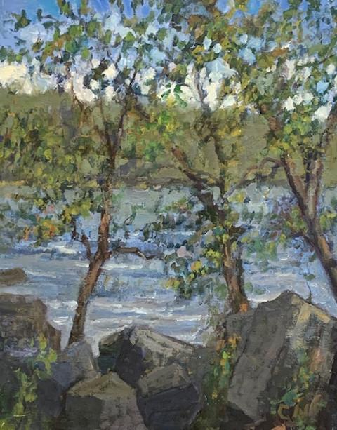 River Series No. 7