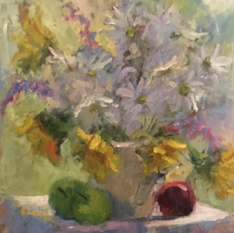 Flower Study for Nimrod