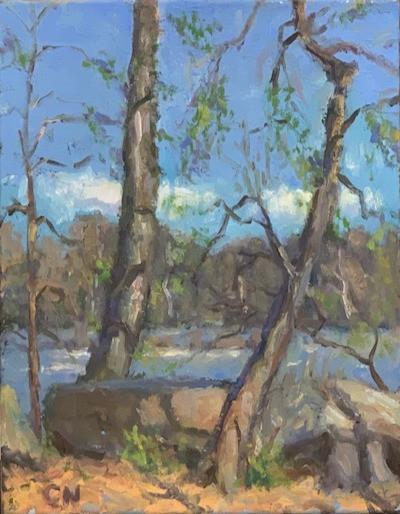 River Series No. 18