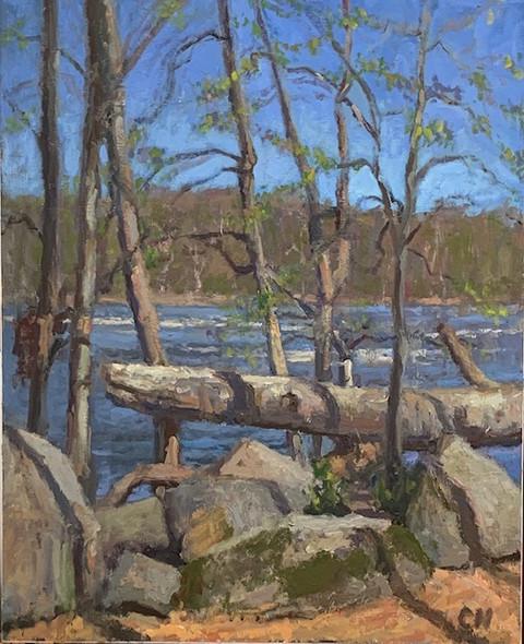 River Series No. 11