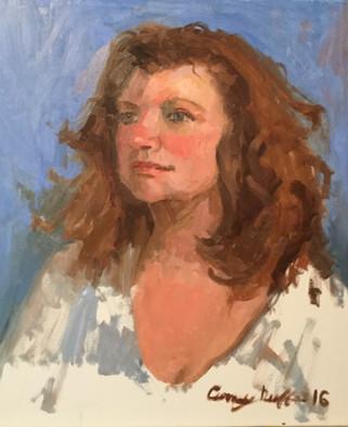 Portrait of Sue
