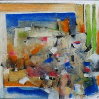 The Artist's Consternation