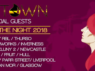 Raintown UK Tour Announced
