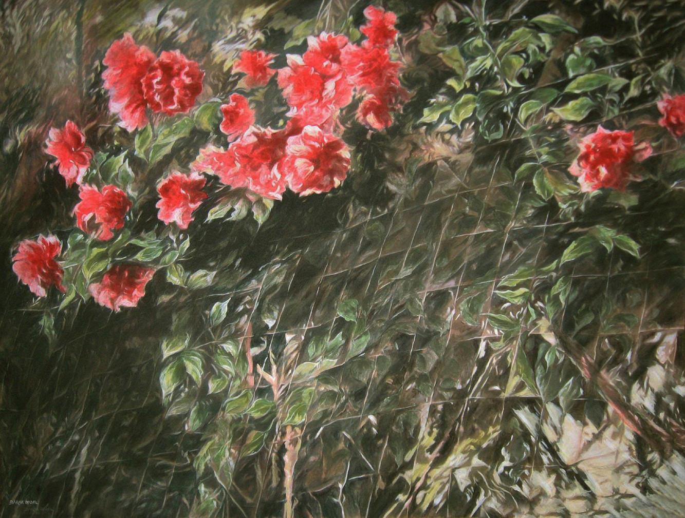 Roses-Acrylic-120X100-2007