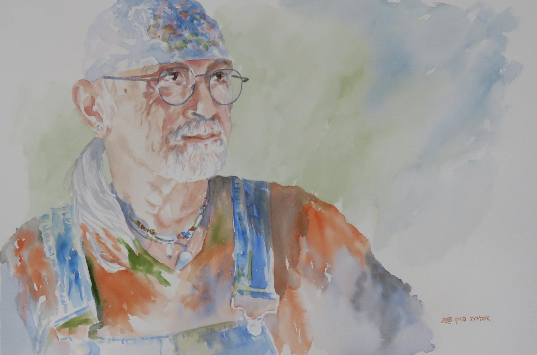Marko-Watercolor- 53X35cm-2018